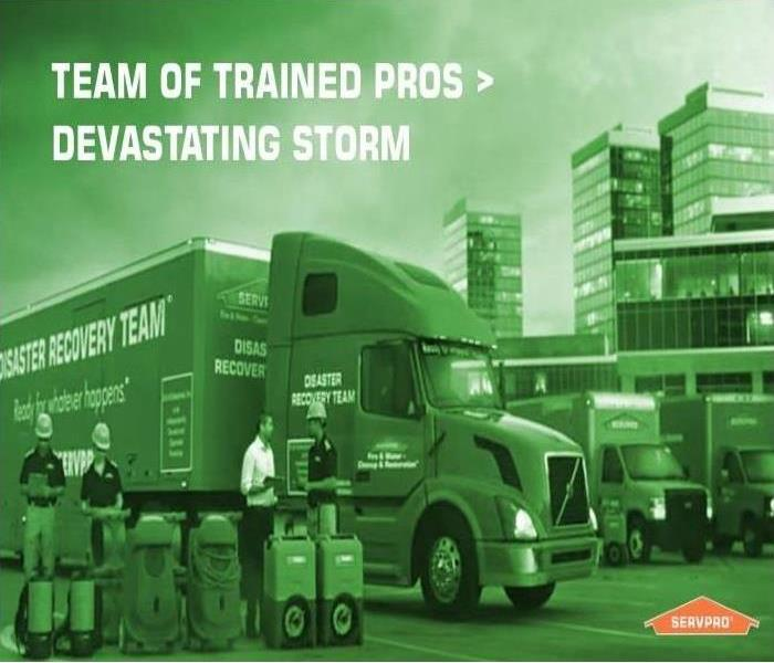 Storm Damage When Storms or Floods Hit, SERVPRO of Conyers/Covington is Ready!