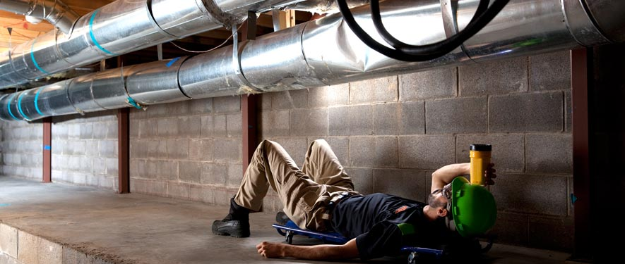 Conyers, GA airduct cleaning