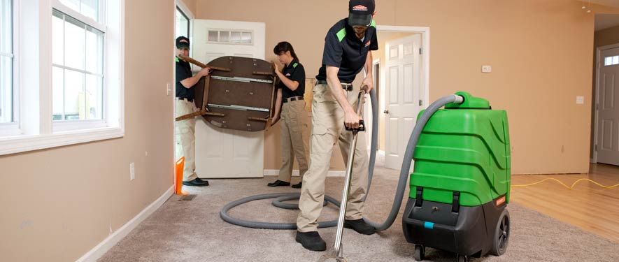 Conyers, GA residential restoration cleaning